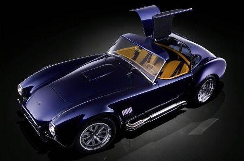 AC Cobra Mk VI 2013 - now Roadster #8