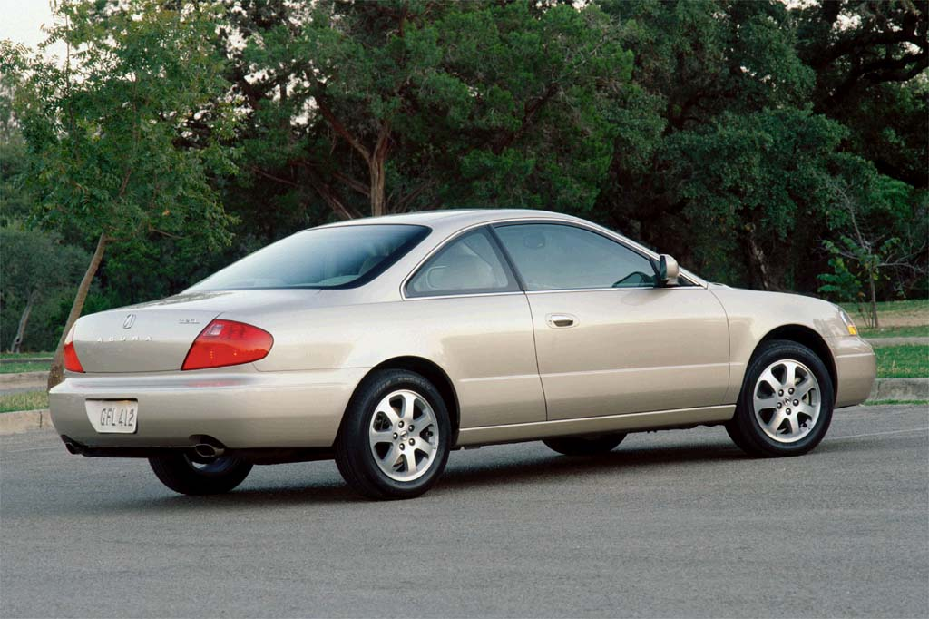 Acura CL II 2000 - 2003 Coupe :: OUTSTANDING CARS