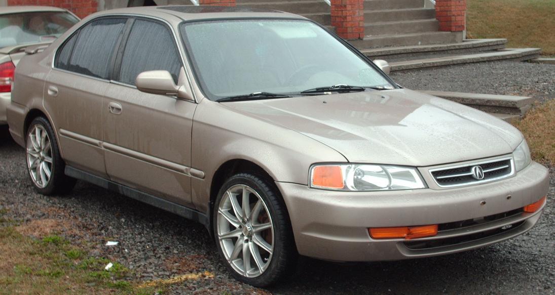 Honda Domani II 1997 - 2000 Sedan #1