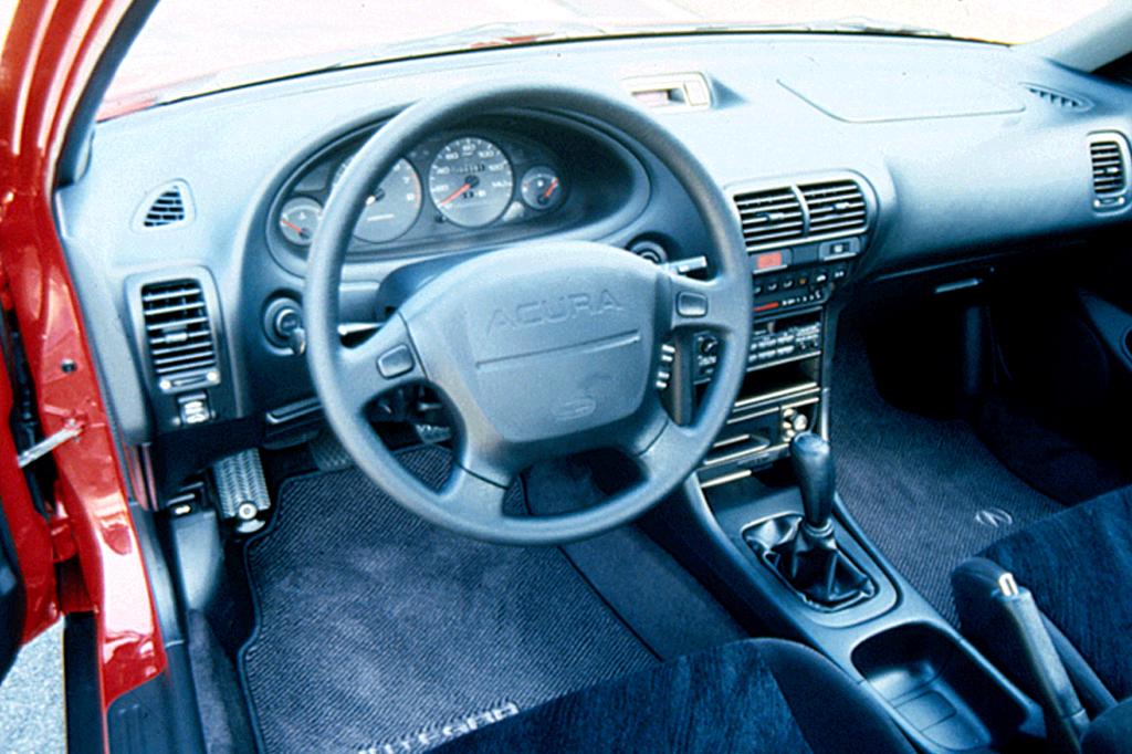 Acura Integra III 1993 - 2001 Sedan :: OUTSTANDING CARS