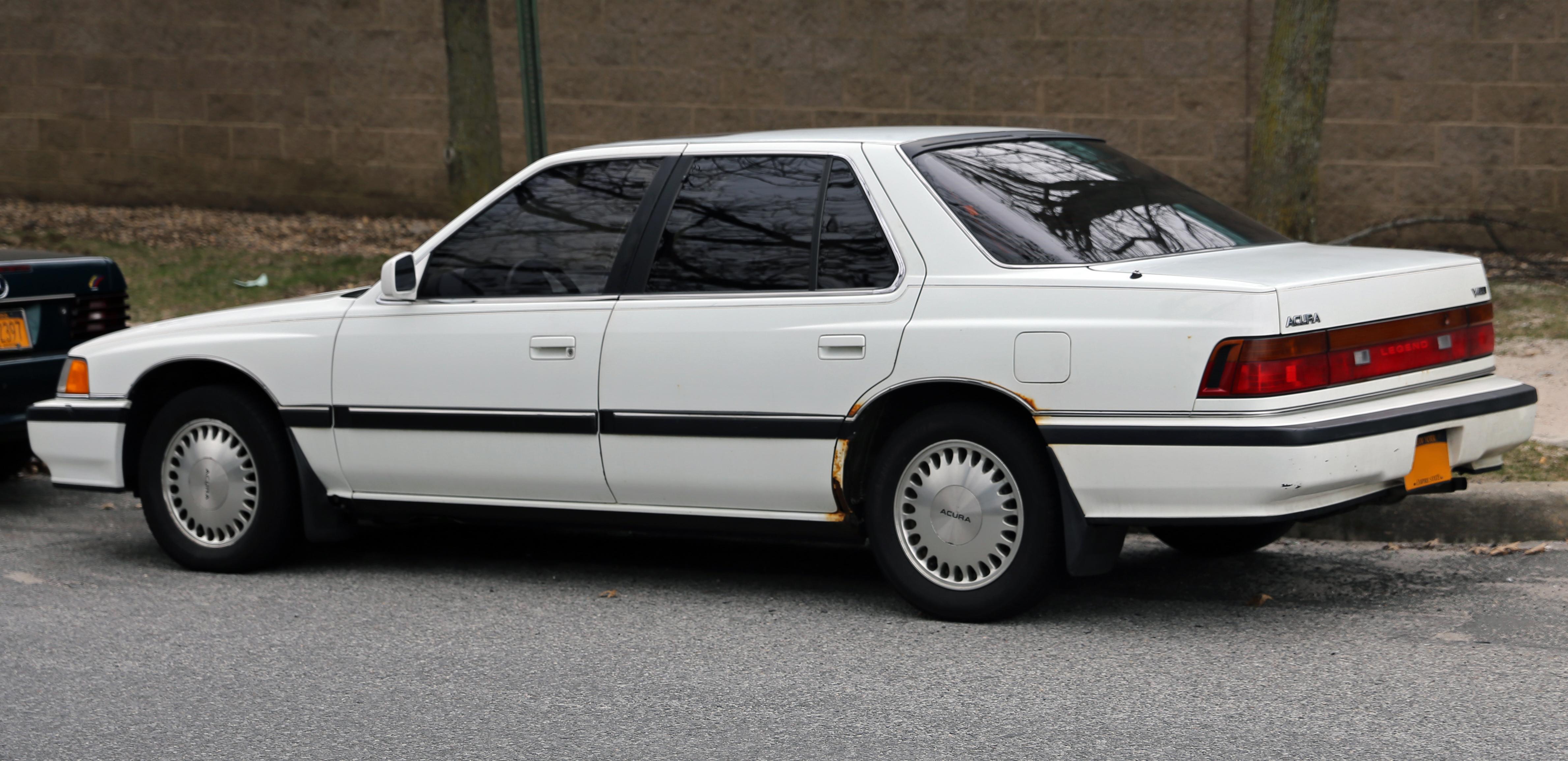 acura legend i 1986 1990 sedan outstanding cars rh carsot com 1997 Acura Legend 1992 Acura Legend