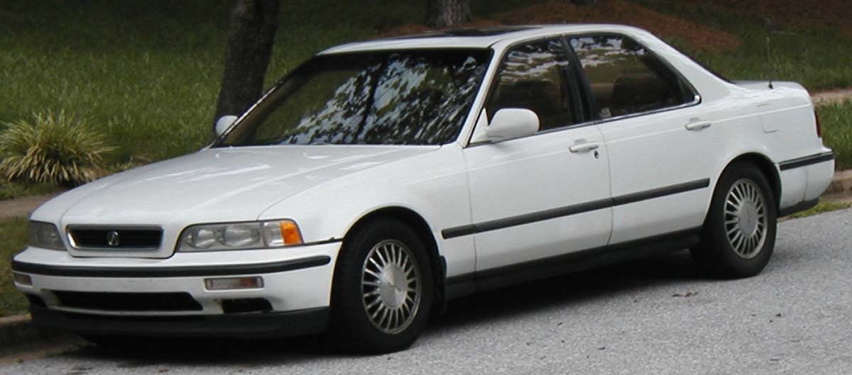 honda vigor iii 1989 1995 sedan outstanding cars