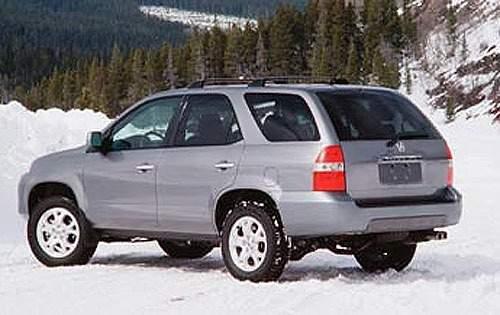 Acura MDX I 2001 - 2006 SUV 5 door :: OUTSTANDING CARS