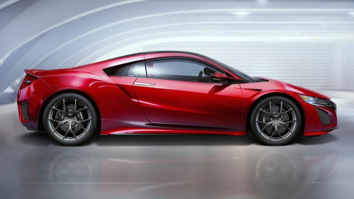 Acura NSX II 2015 - now Coupe #6