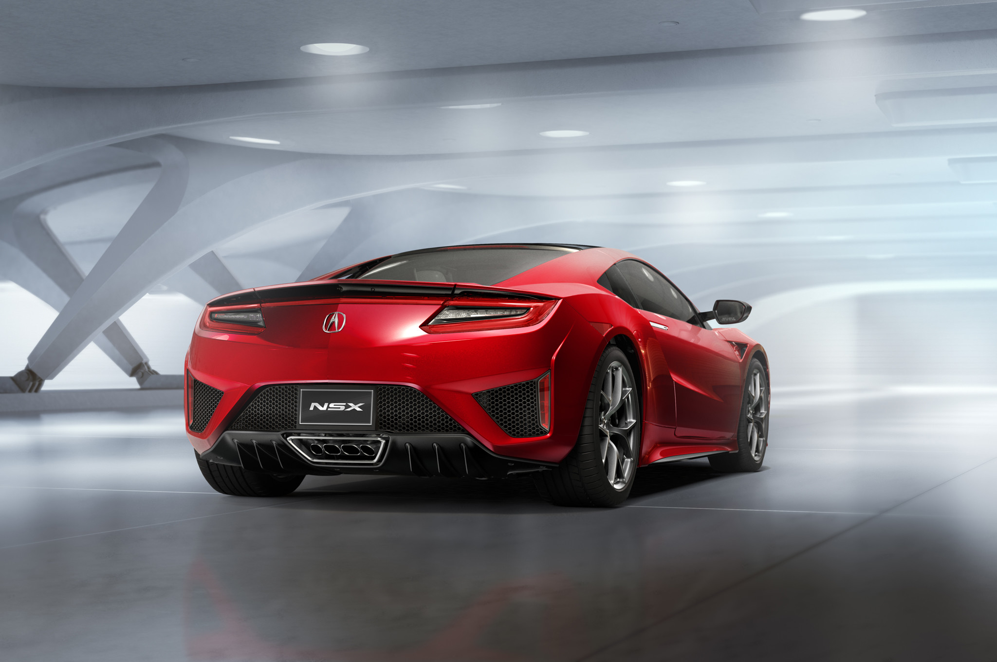 Acura NSX II 2015 - now Coupe #3