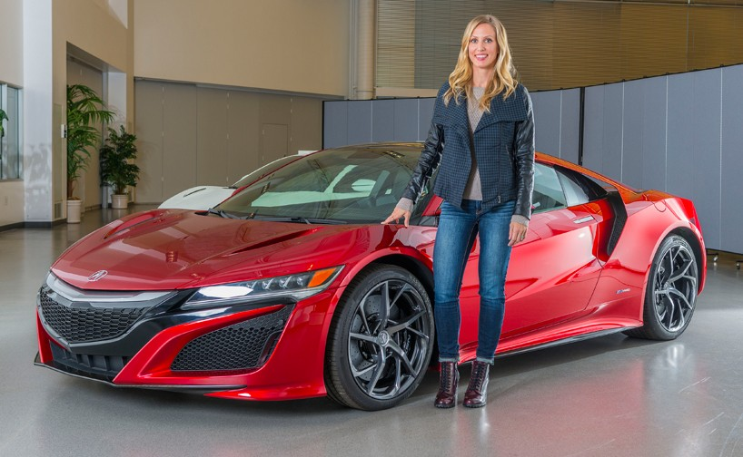 Acura NSX II 2015 - now Coupe #2