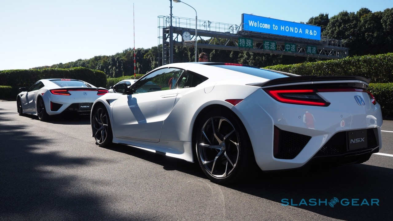 Acura NSX II 2015 - now Coupe #4