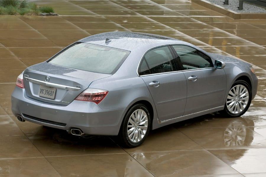 Acura RL II Restyling 2008 - 2012 Sedan #3