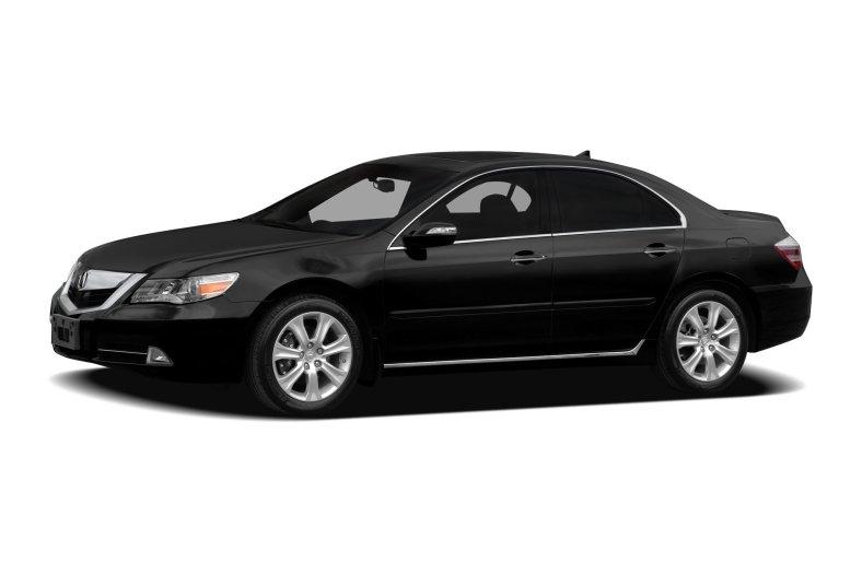Acura RL II Restyling 2008 - 2012 Sedan #1