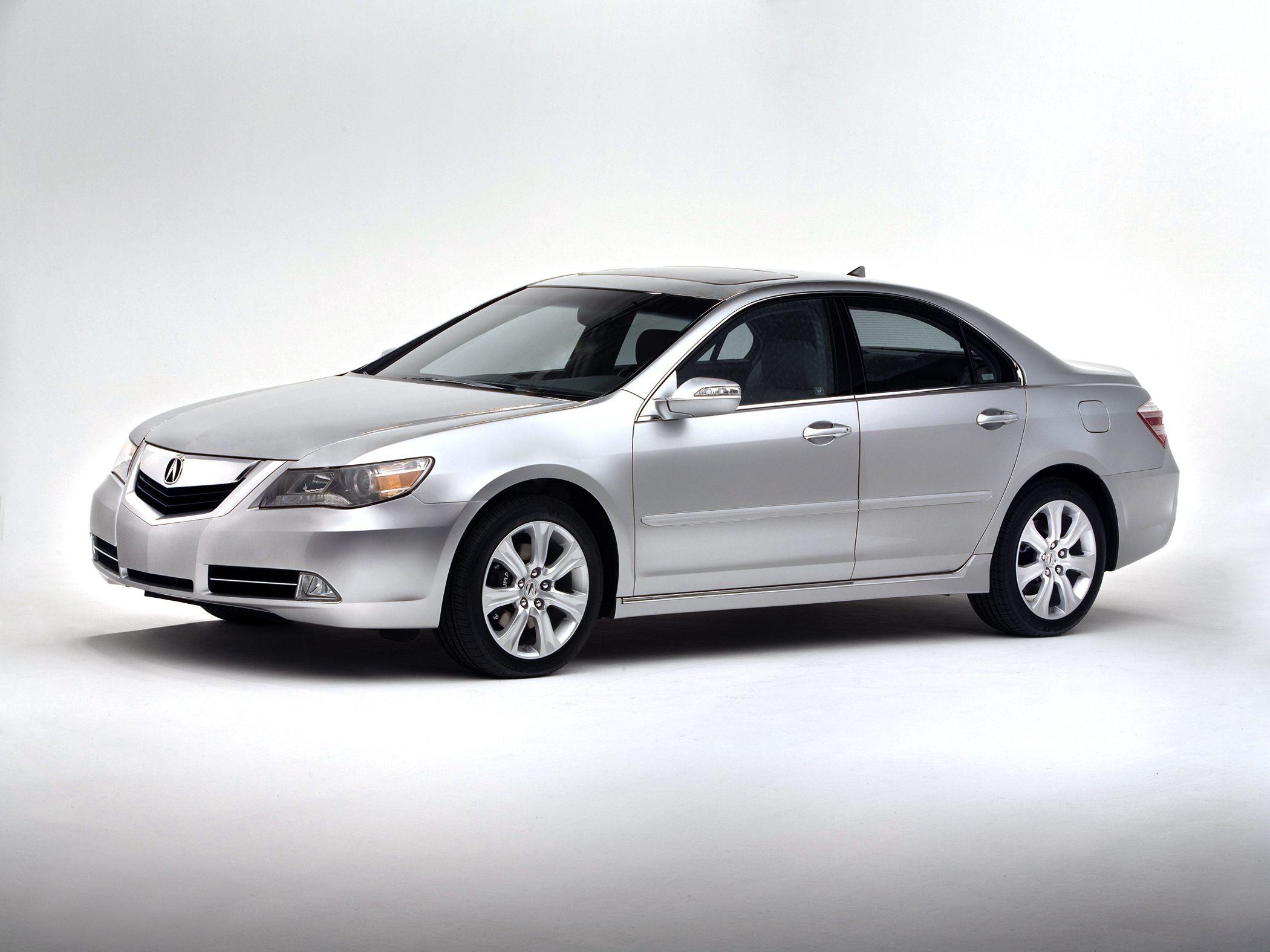 Acura RL II Restyling 2008 - 2012 Sedan #2