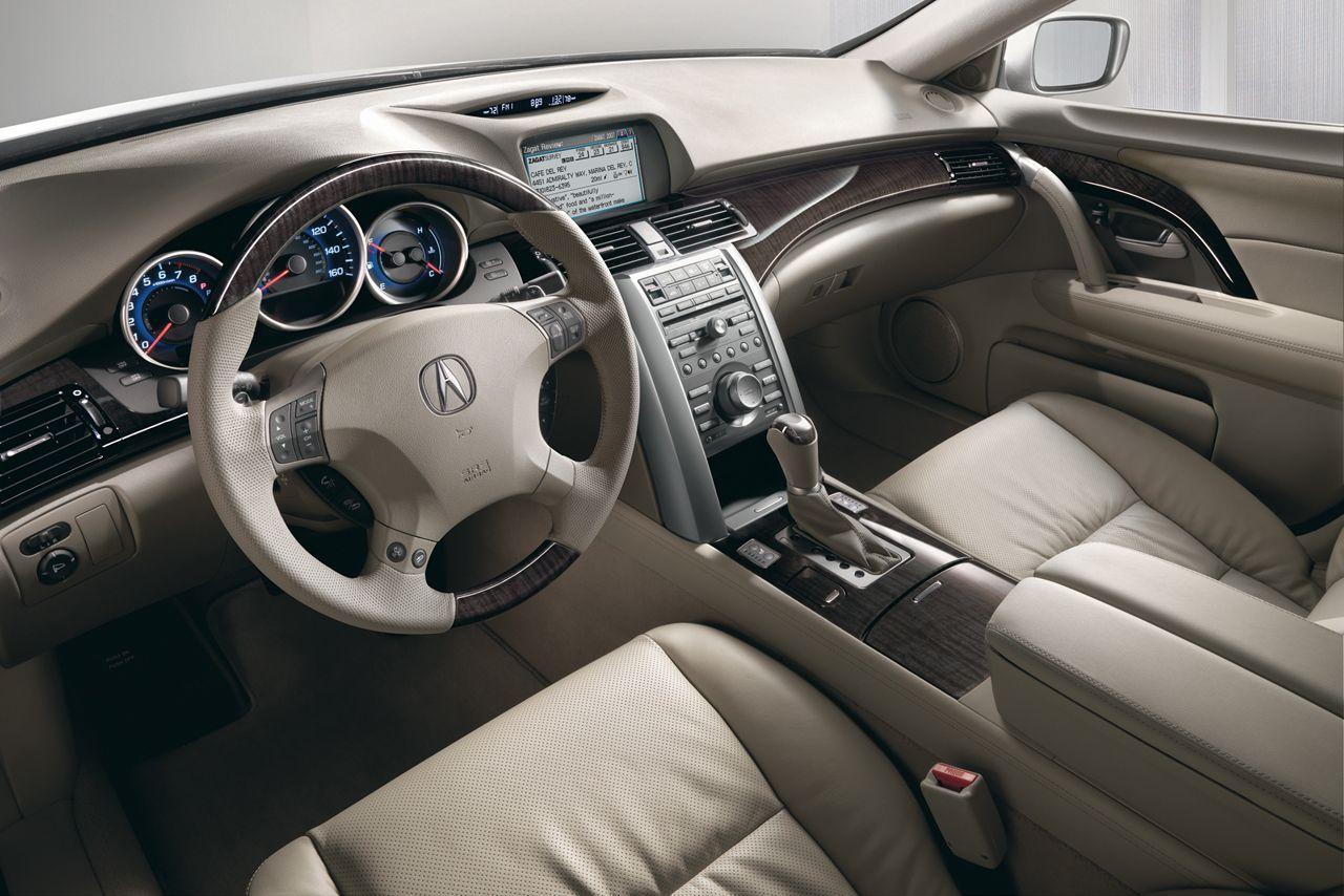 Acura RL II Restyling 2008 - 2012 Sedan #4