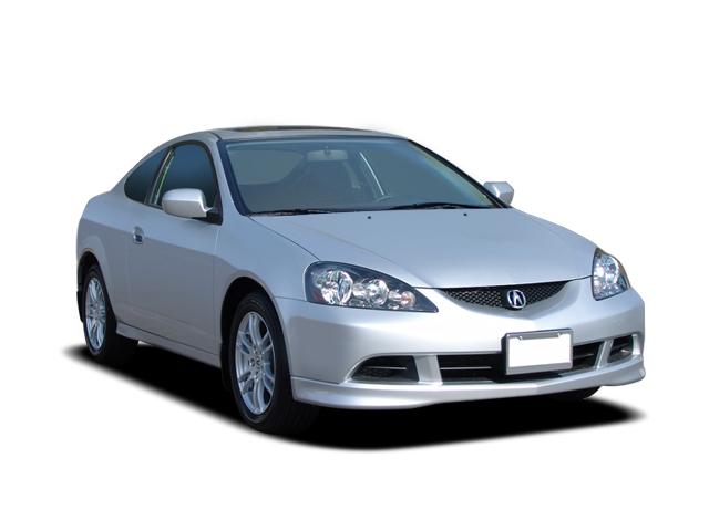 Acura RSX I 2001 - 2005 Coupe #3