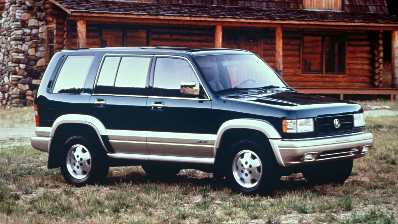 Acura SLX 1995 - 1999 SUV 5 door #5