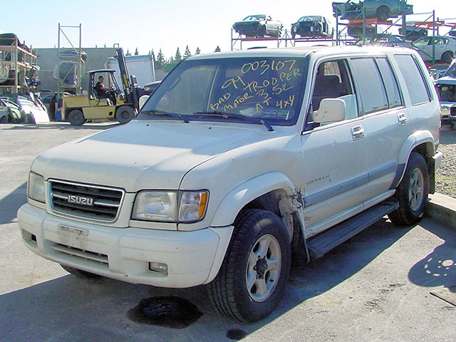 Acura SLX 1995 - 1999 SUV 5 door #1