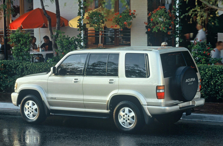 Acura SLX 1995 - 1999 SUV 5 door #4