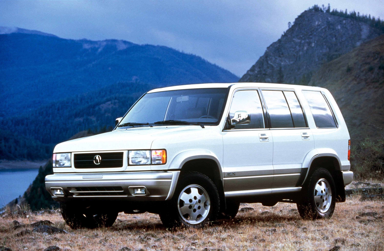 Acura SLX 1995 - 1999 SUV 5 door #6