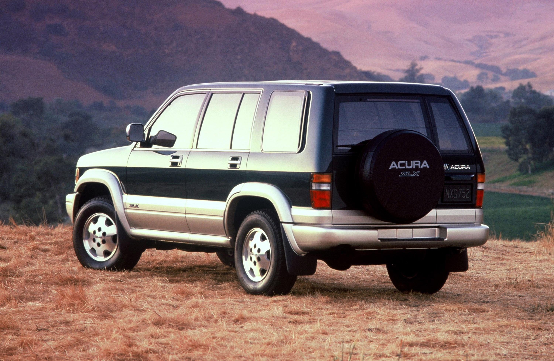 Acura SLX 1995 - 1999 SUV 5 door #3
