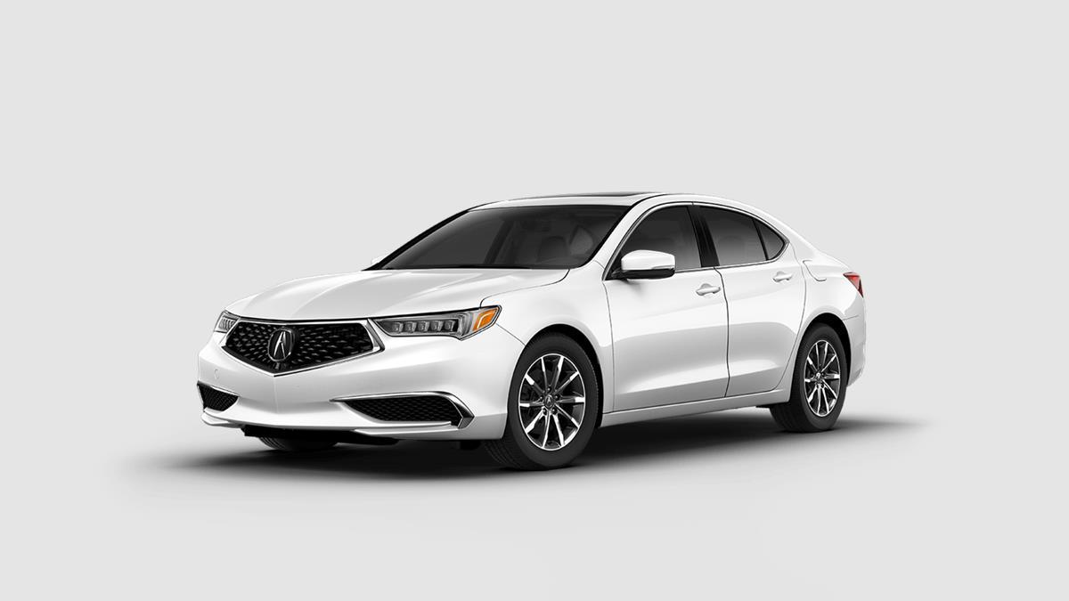 Acura TLX I Restyling 2017 - now Sedan #2