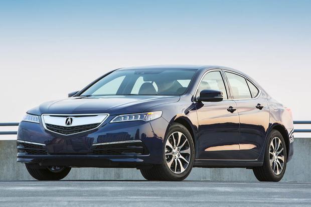 Acura TLX I Restyling 2017 - now Sedan #5