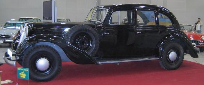Adler Diplomat 1934 - 1940 Sedan #4