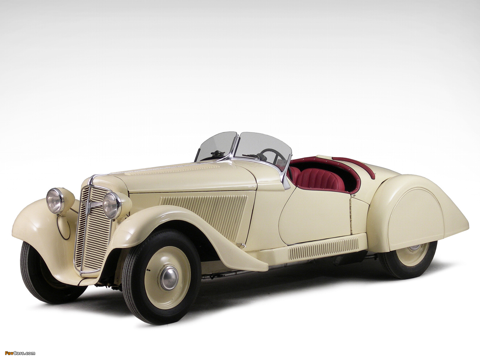 Adler Trumpf Junior I 1934 - 1941 Sedan 2 door #1