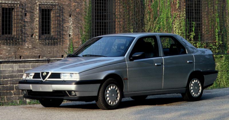 Alfa Romeo 155 I Restyling 1995 - 1997 Sedan #3