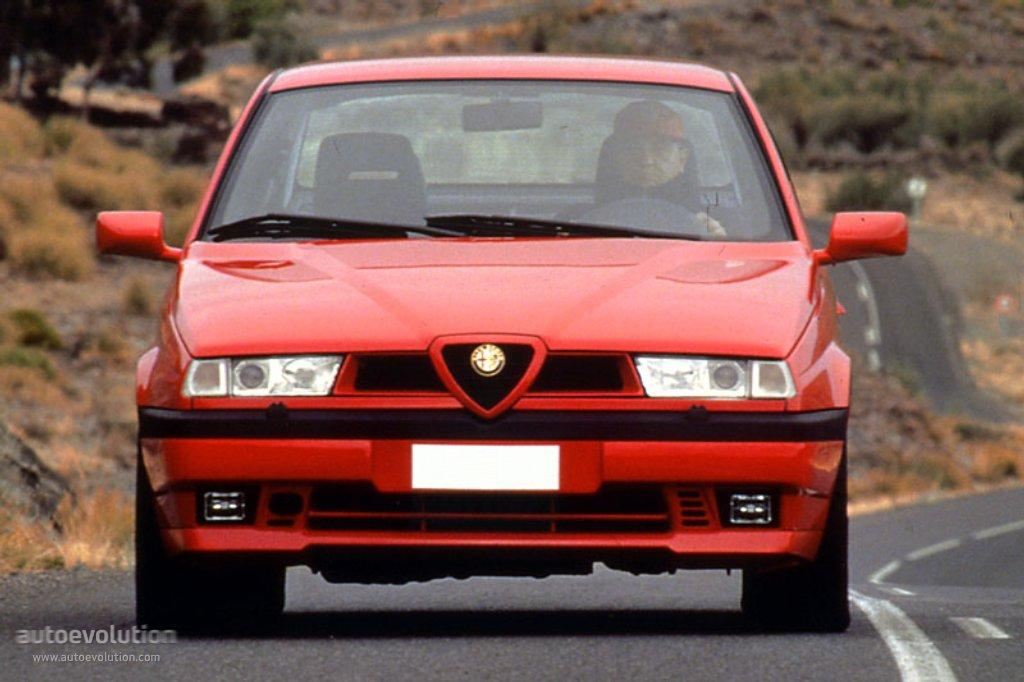 Alfa Romeo 155 I Restyling 1995 - 1997 Sedan #4