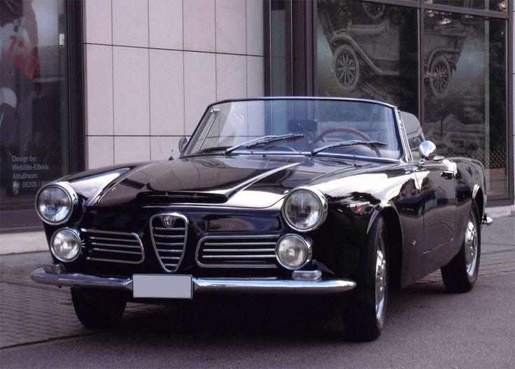 Alfa Romeo 2600 I 1961 - 1968 Sedan #4