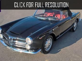 Alfa Romeo 2600 I 1961 - 1968 Sedan #5