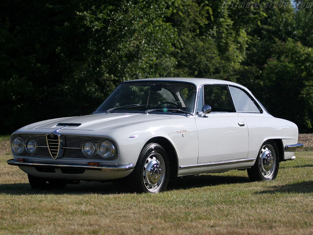 Alfa Romeo 2600 I 1961 - 1968 Sedan #8