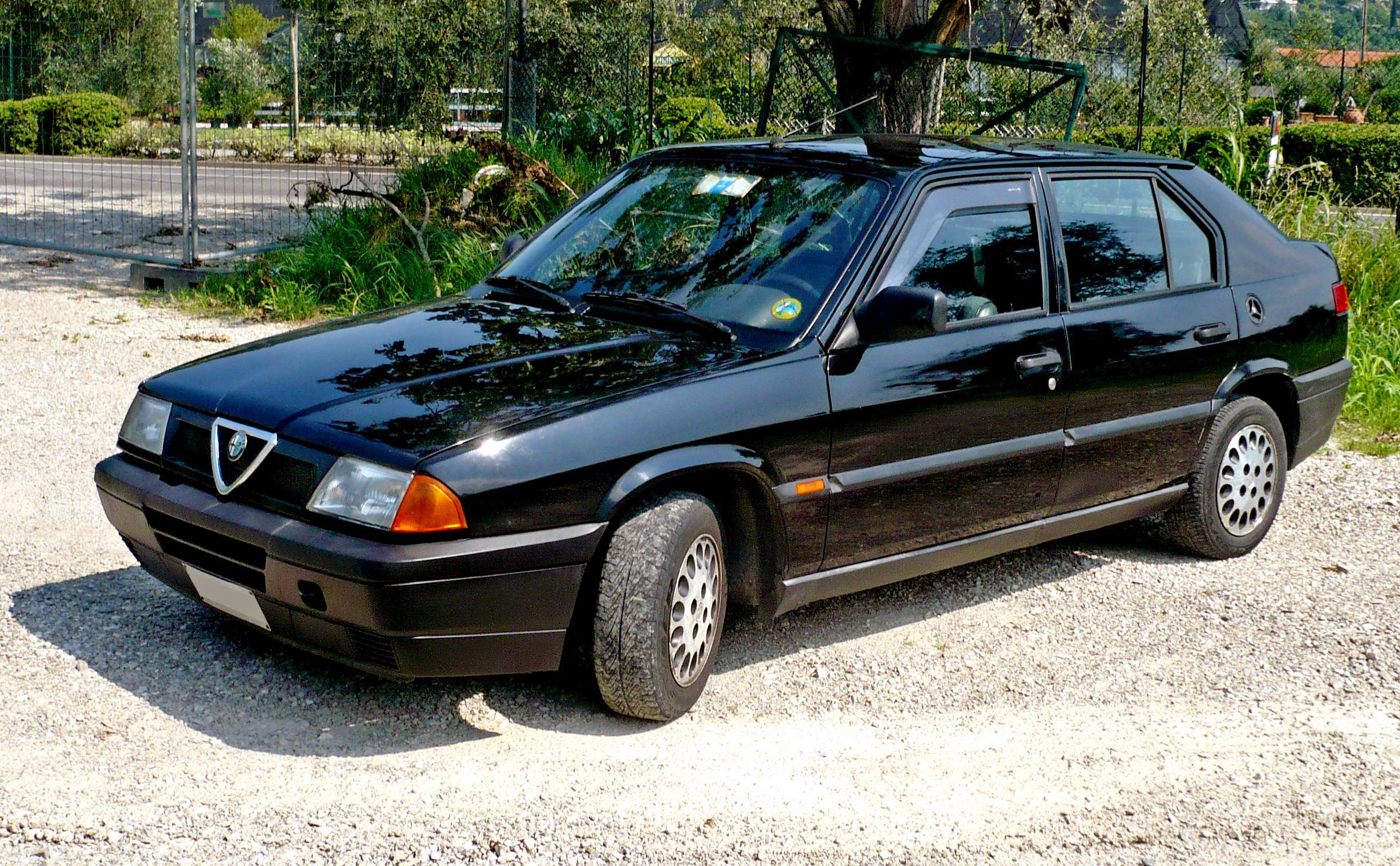 Alfa Romeo 33 I Restyling 1986 - 1990 Sedan #4