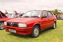 Alfa Romeo 33 II 1990 - 1994 Station wagon 5 door #5