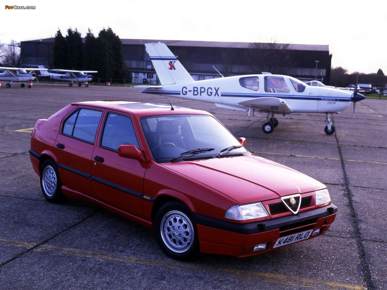 Alfa Romeo 33 II 1990 - 1994 Station wagon 5 door #2