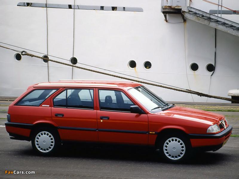 Alfa Romeo 33 II 1990 - 1994 Station wagon 5 door #3