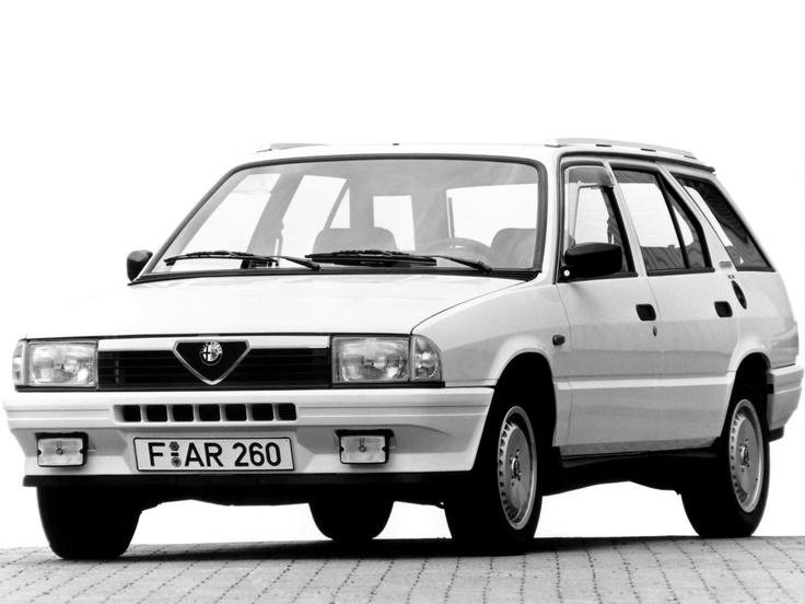 Alfa Romeo 33 II 1990 - 1994 Station wagon 5 door #1