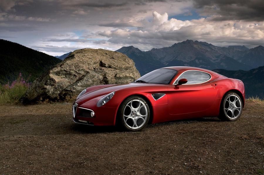 Alfa Romeo 8C Competizione 2007 - 2010 Roadster #2