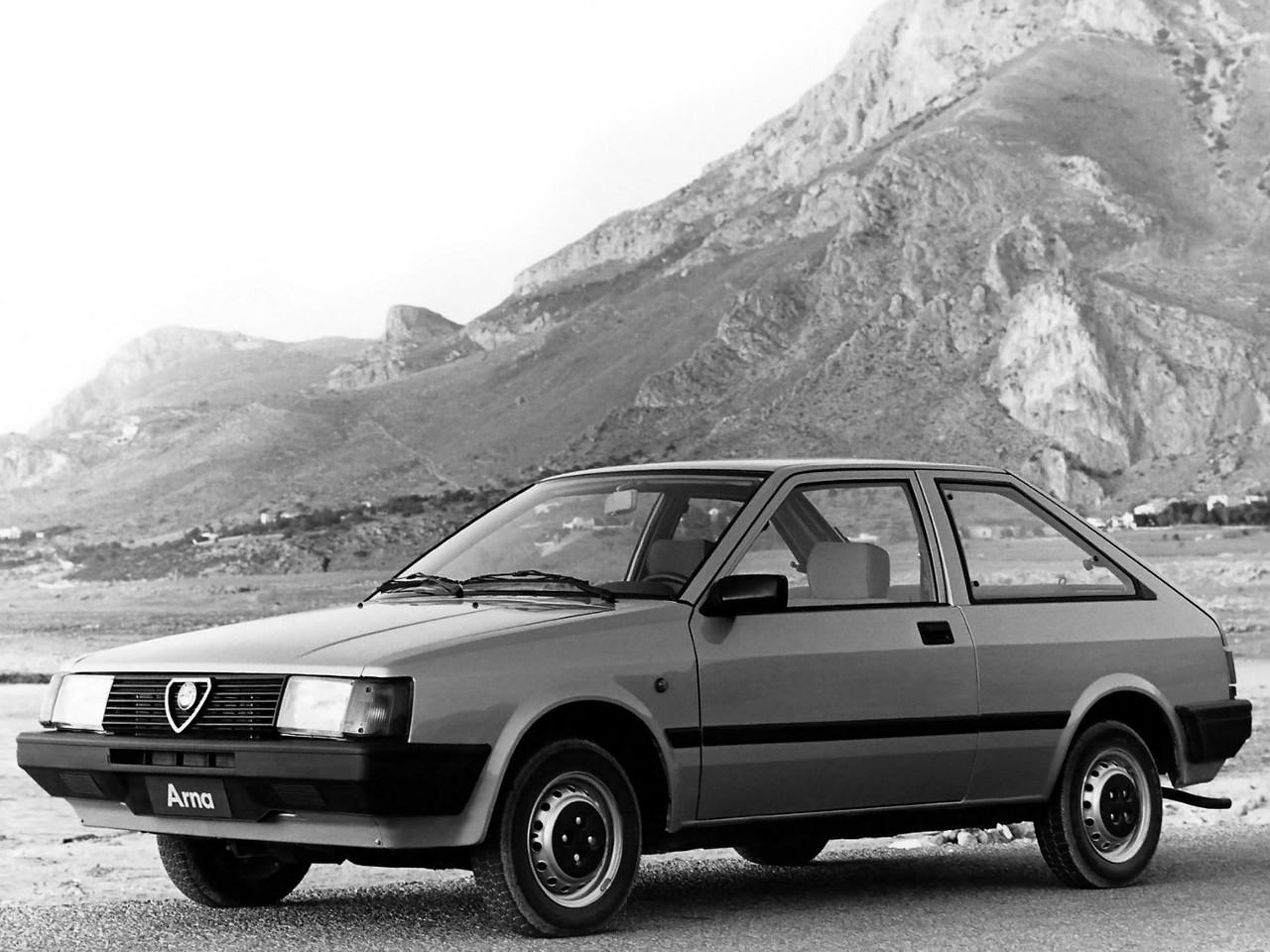 Alfa Romeo Arna 1983 - 1987 Hatchback 5 door #2