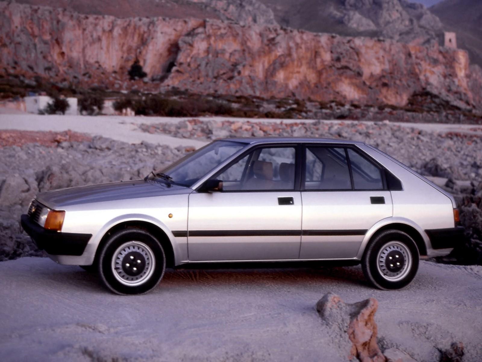 Alfa Romeo Arna 1983 - 1987 Hatchback 5 door #1