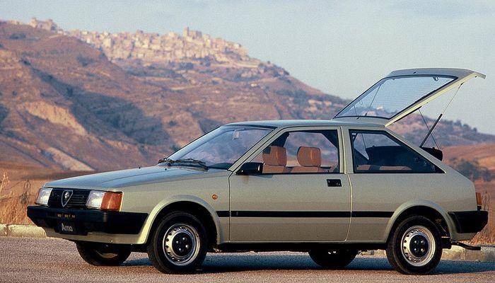 Alfa Romeo Arna 1983 - 1987 Hatchback 5 door #7