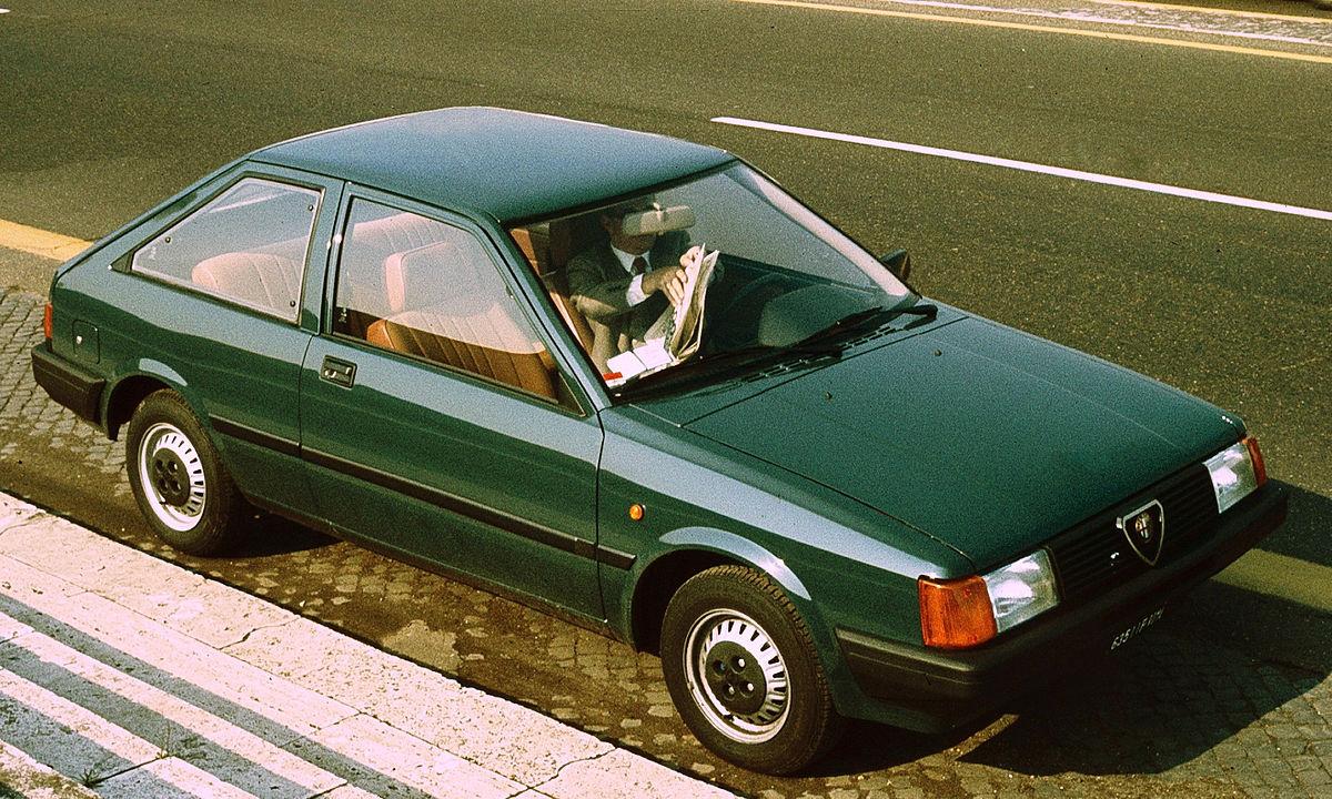 Alfa Romeo Arna 1983 - 1987 Hatchback 5 door #6