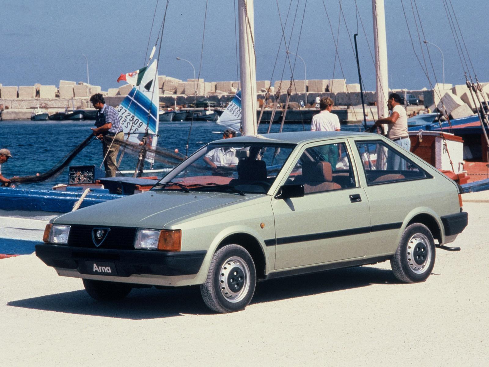 Alfa Romeo Arna 1983 - 1987 Hatchback 5 door #5