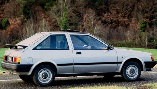 Alfa Romeo Arna 1983 - 1987 Hatchback 5 door #4