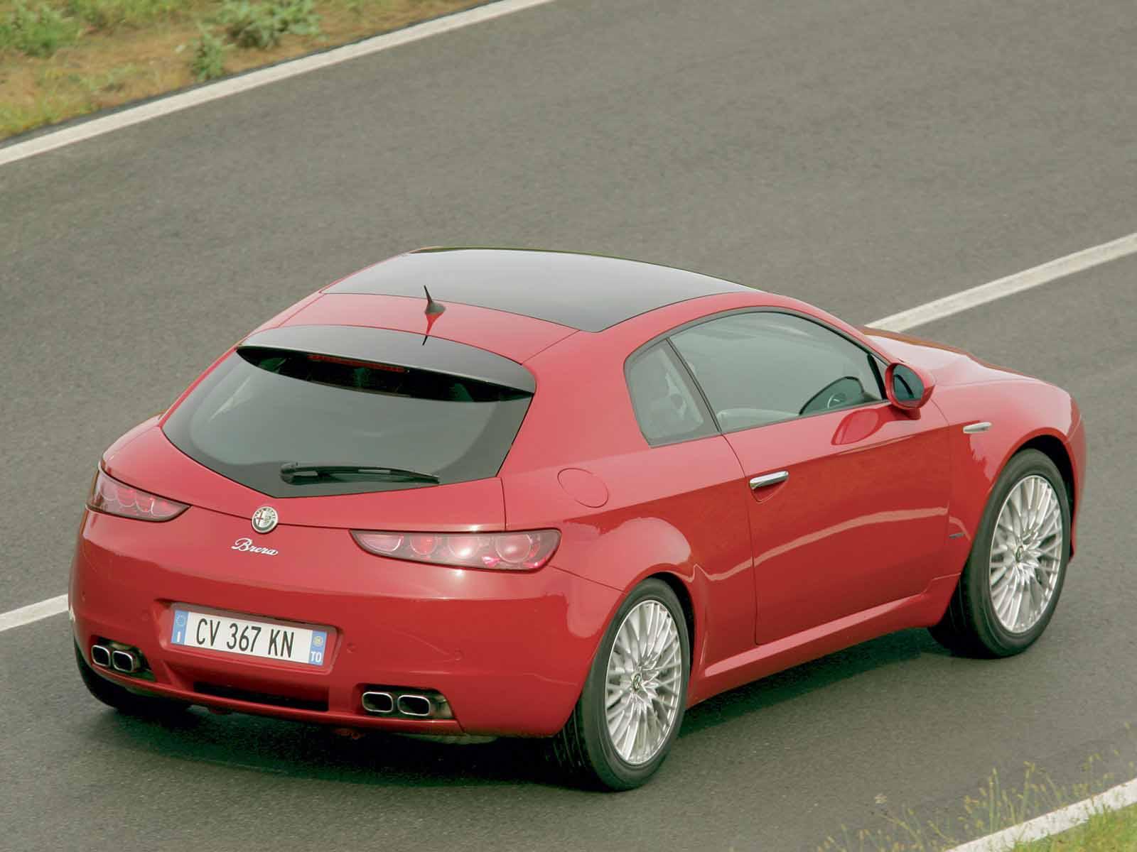 Alfa Romeo Brera 2005 - 2010 Hatchback 3 door #7