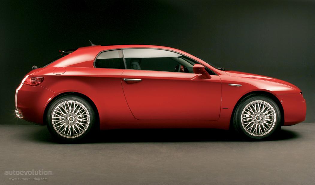 Alfa Romeo Brera 2005 - 2010 Hatchback 3 door #6