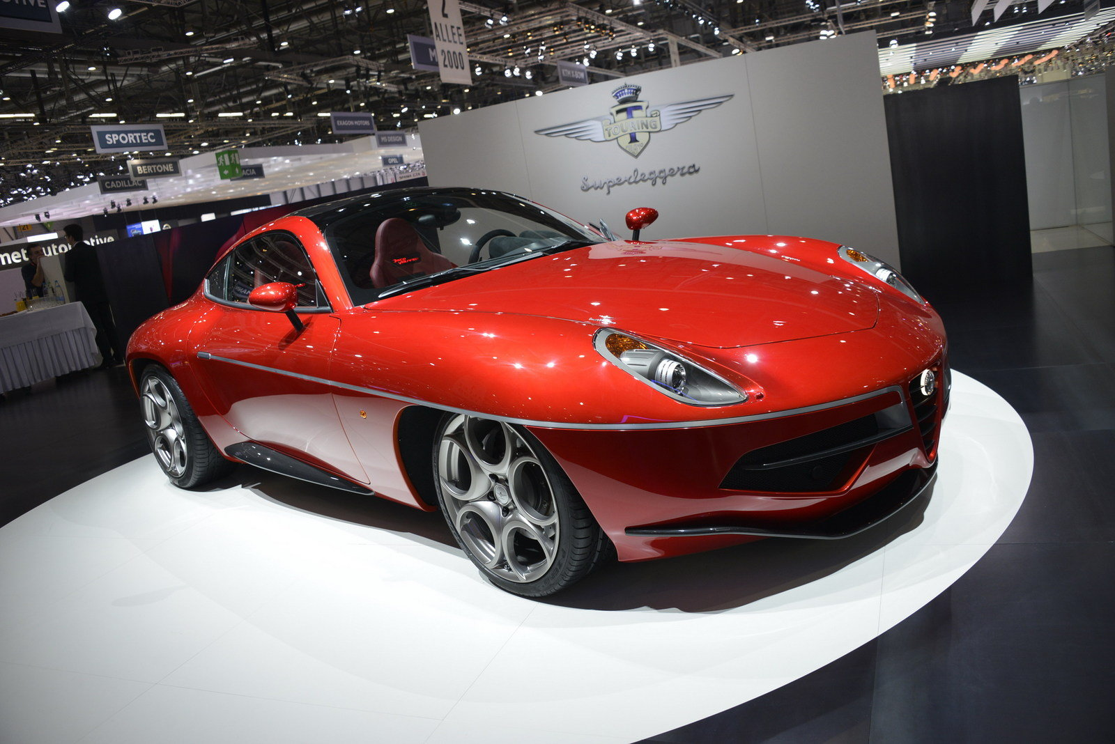Alfa Romeo Disco Volante 2013 - now Coupe #2