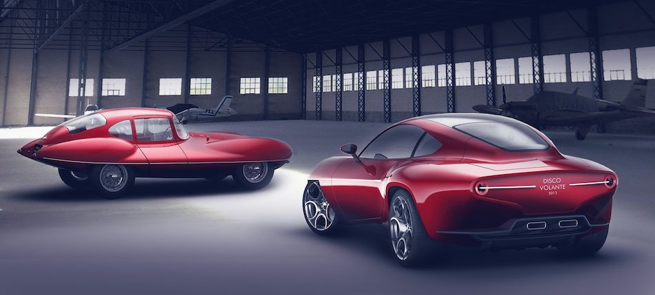 Alfa Romeo Disco Volante 2013 - now Coupe #3