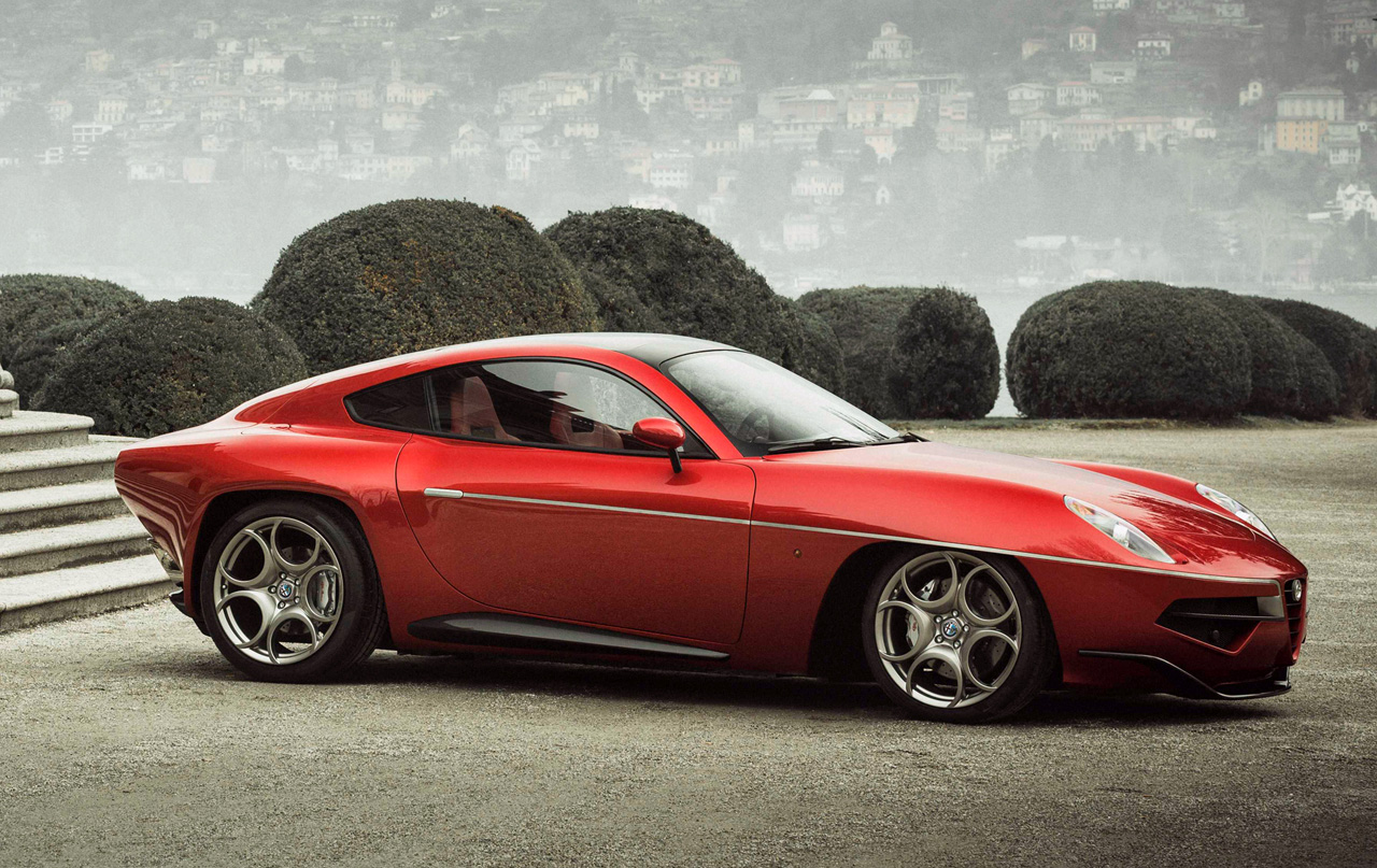 Alfa Romeo Disco Volante 2013 - now Coupe #7
