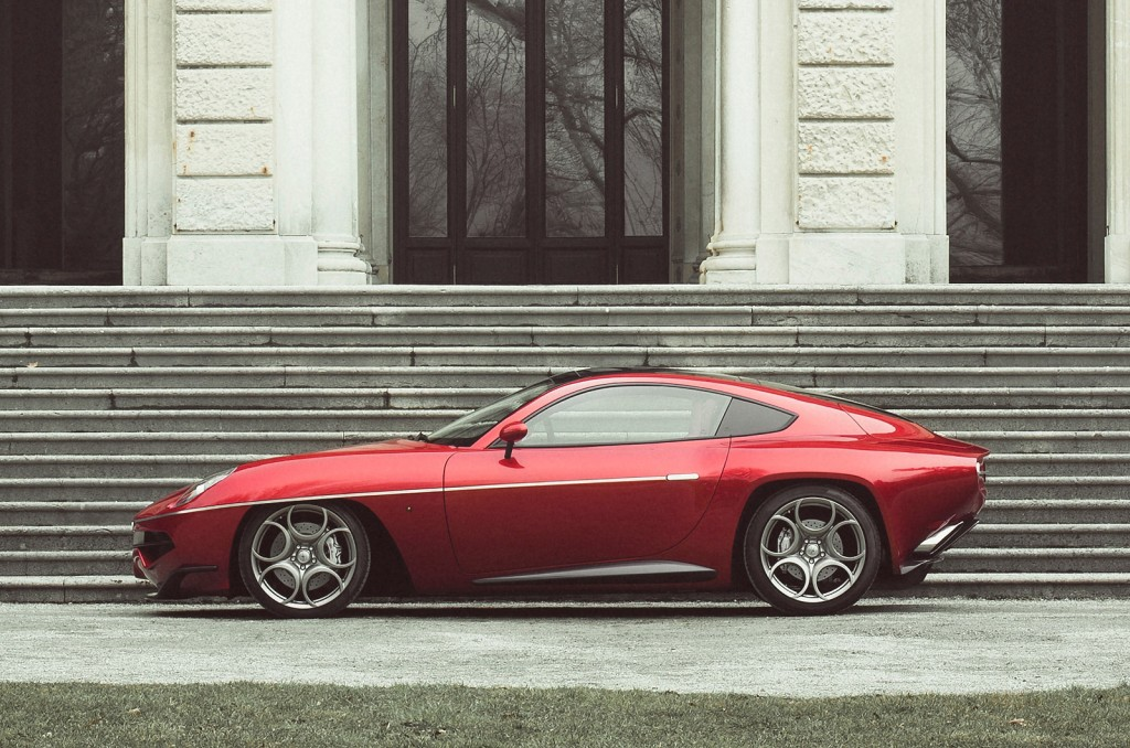 Alfa Romeo Disco Volante 2013 - now Coupe #1