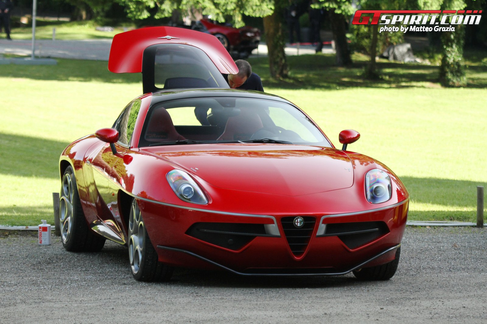 Alfa Romeo Disco Volante 2013 - now Coupe #8