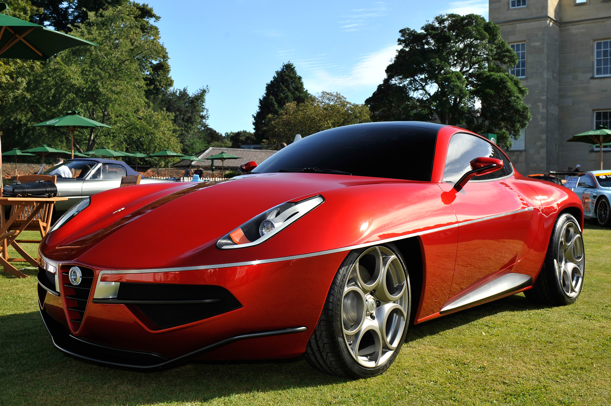 Alfa Romeo Disco Volante 2013 - now Coupe #4